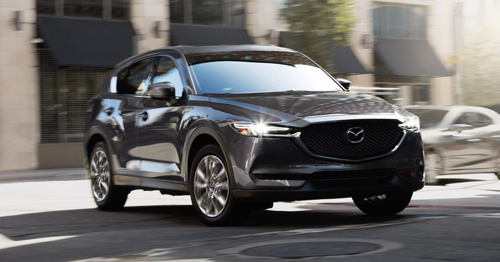 Mazda Named Safest Automaker of 2020 - Gossett Mazda - Memphis, TN